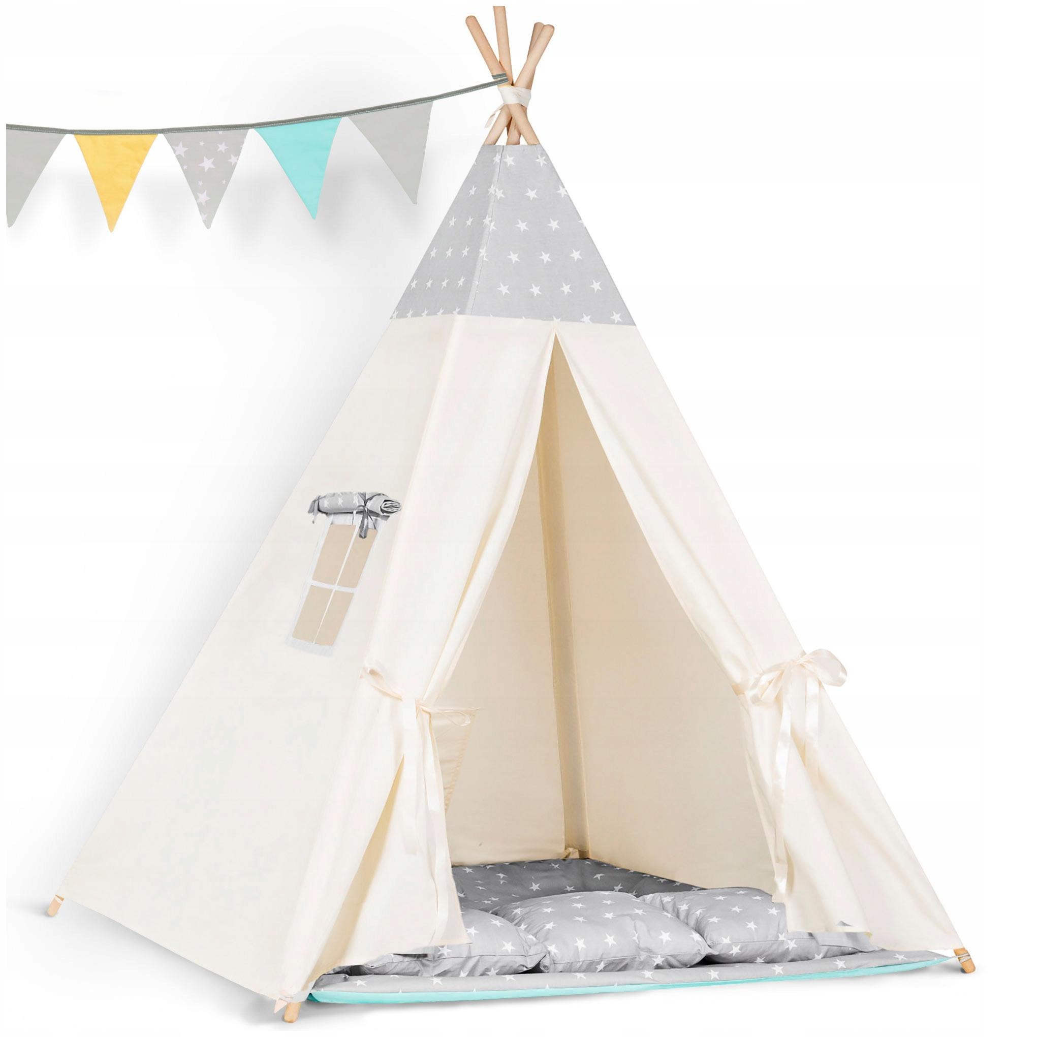 стабильная палатка ТИПИ, домик для детей, вигвам