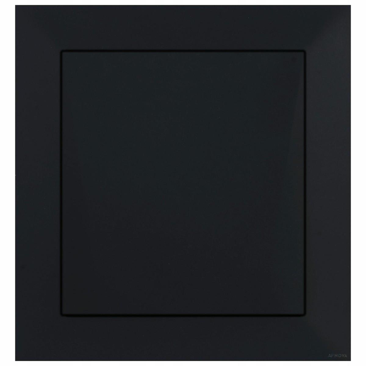 Всасывающая головка Nova Slim матовый черный