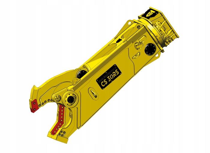 Ножницы для стального лома Trevi Benne CS 25 RS