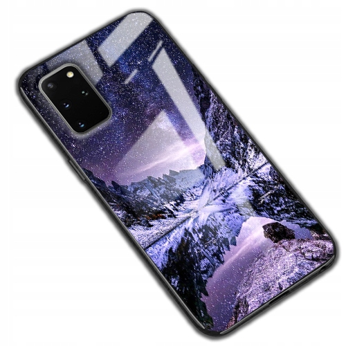Etui Glass Szklane Case do Samsung Galaxy S20 Plus
