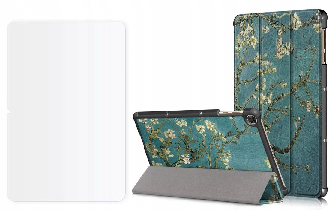 Etui do Huawei Matepad T10 / T10S Sakura + Szkło