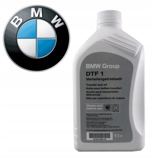 новый oe масло распределителя полный привод vtg dtf 1 bmw aso