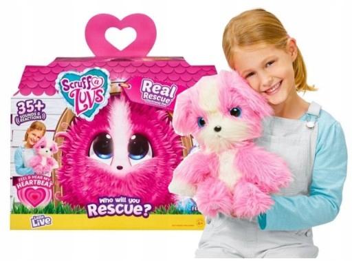 Tm Toys Fur Balls Rescue Interactive plyš