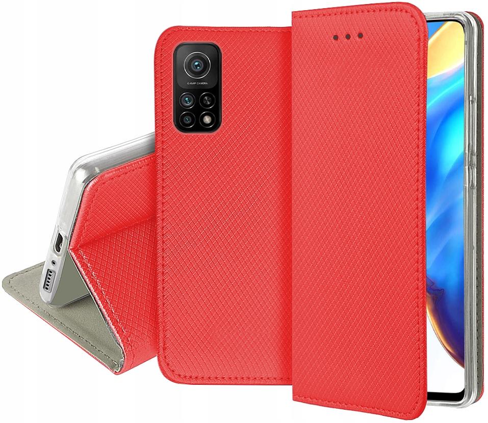 Etui do Xiaomi Mi 10T Portfel Magnet Case + Szkło