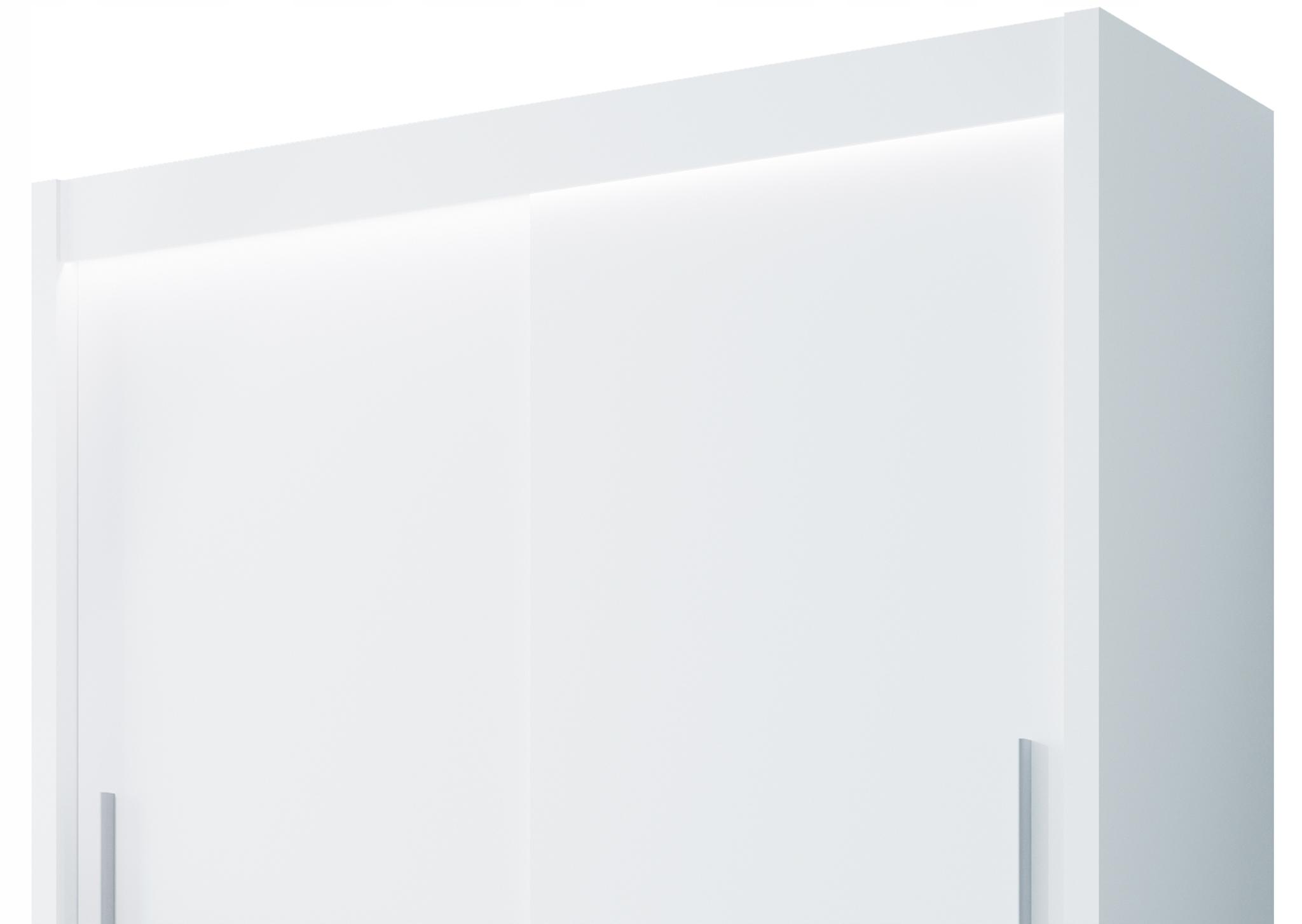 Dopłata do oświetlenia LED do szafy przesuwnej 180
