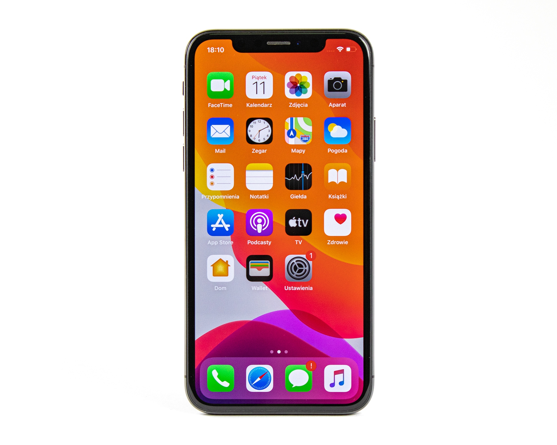 Apple iPhone X / ORYGINAŁ / GWARANCJA