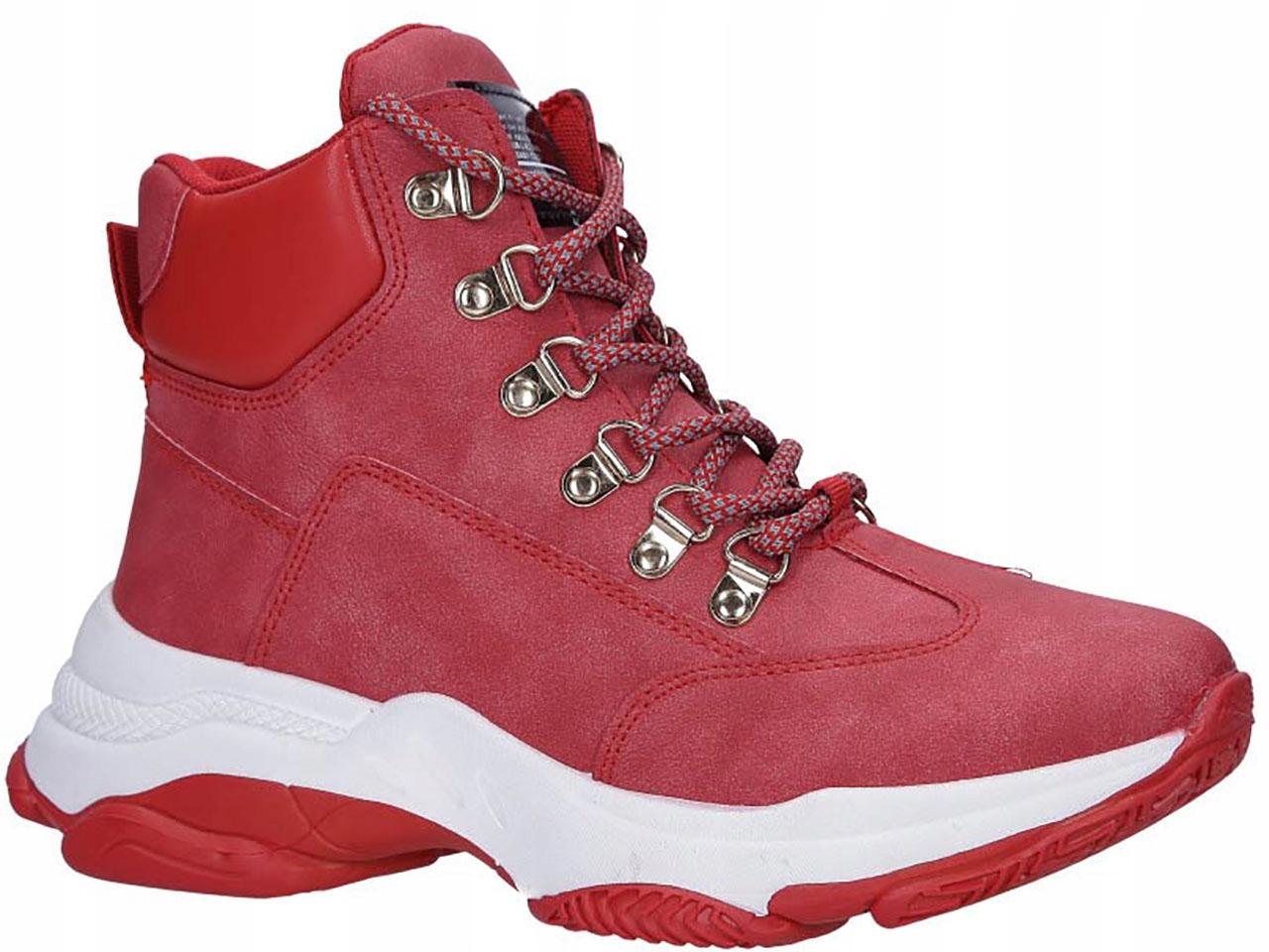 Trzewiki Botki Buty Sneakersy Traperki Timberki 40