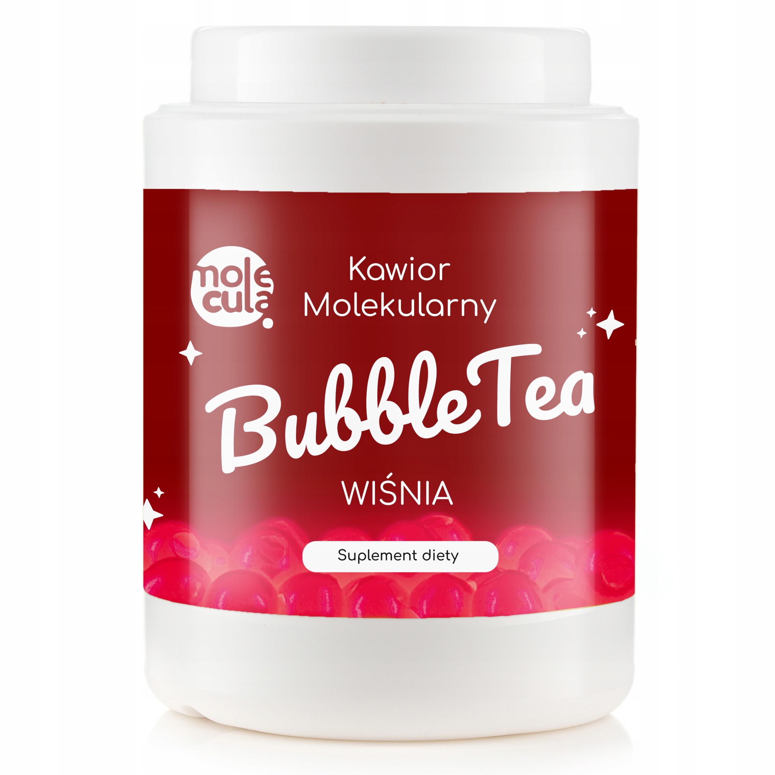 Bubble Tea BBs Molecular Caviar 2 КГ ВИШНЯ