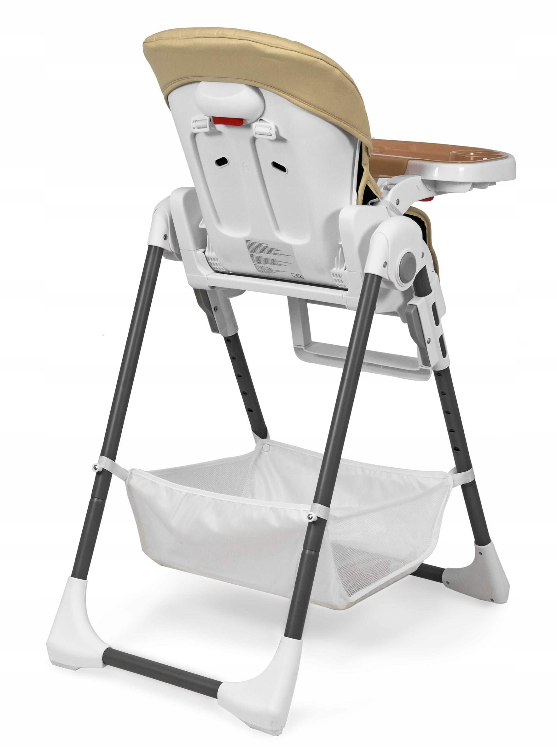 KRZESEŁKO do karmienia SAPPHIRE fotelik regulacja Wysokość produktu 107 cm