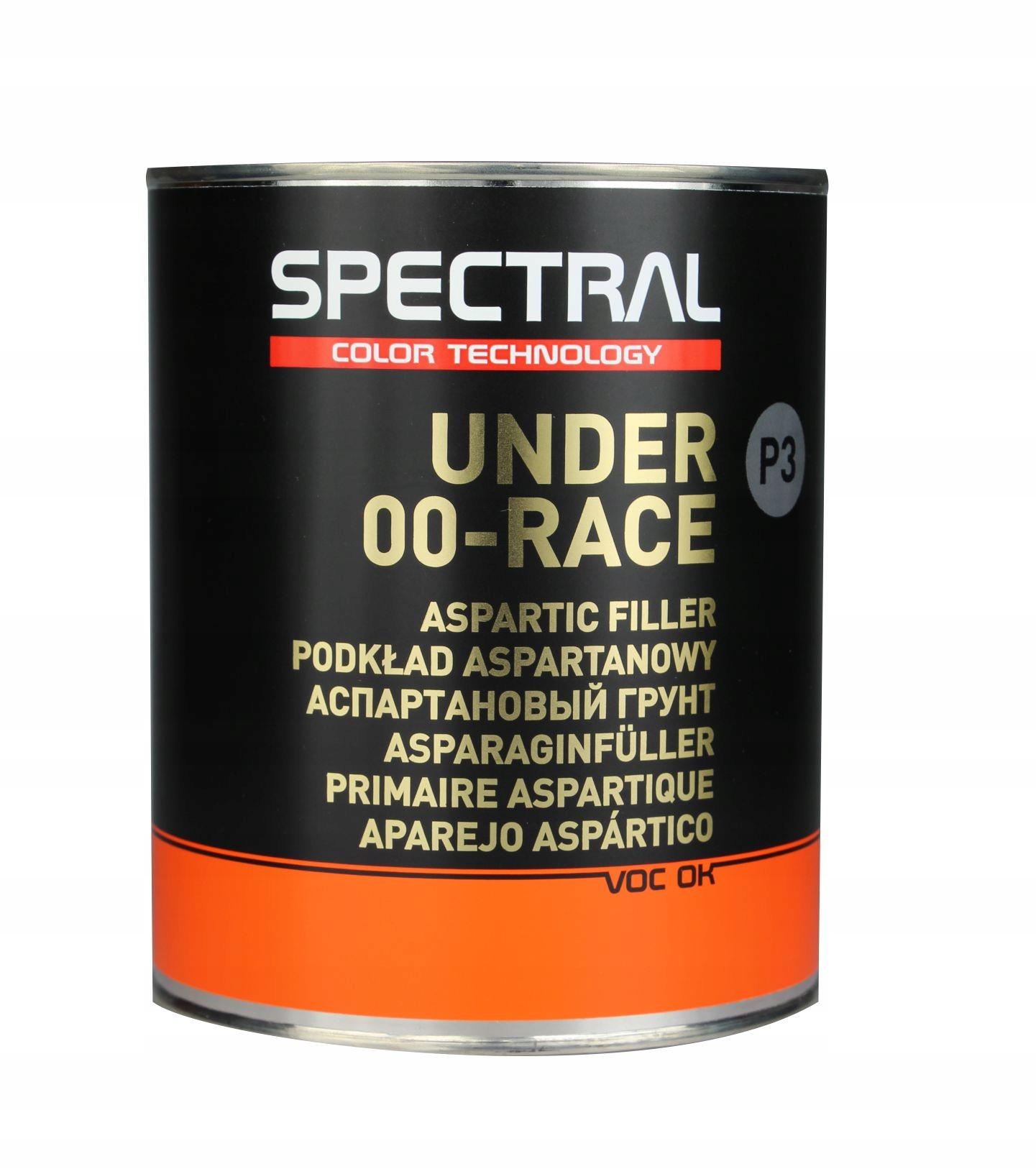 Тональный крем Spectral Aspartan Under 00 Race Gray