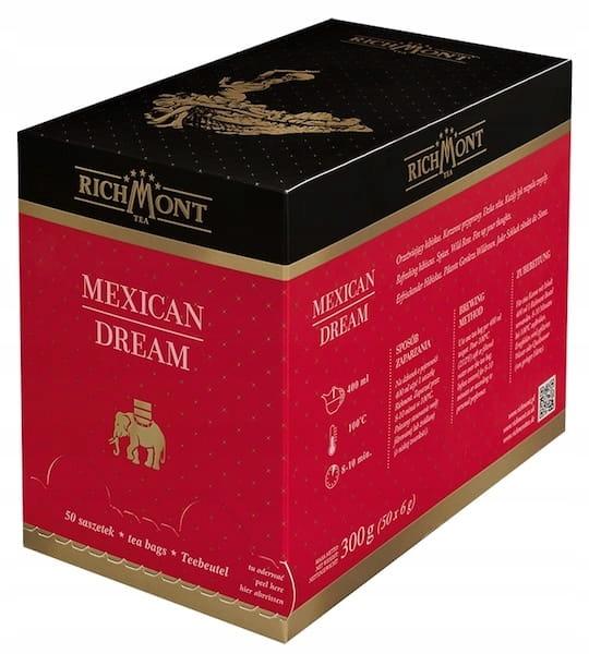 Richmont MEXICAN DREAM 50X6G  ФРУКТОВЫЙ ЧАЙ