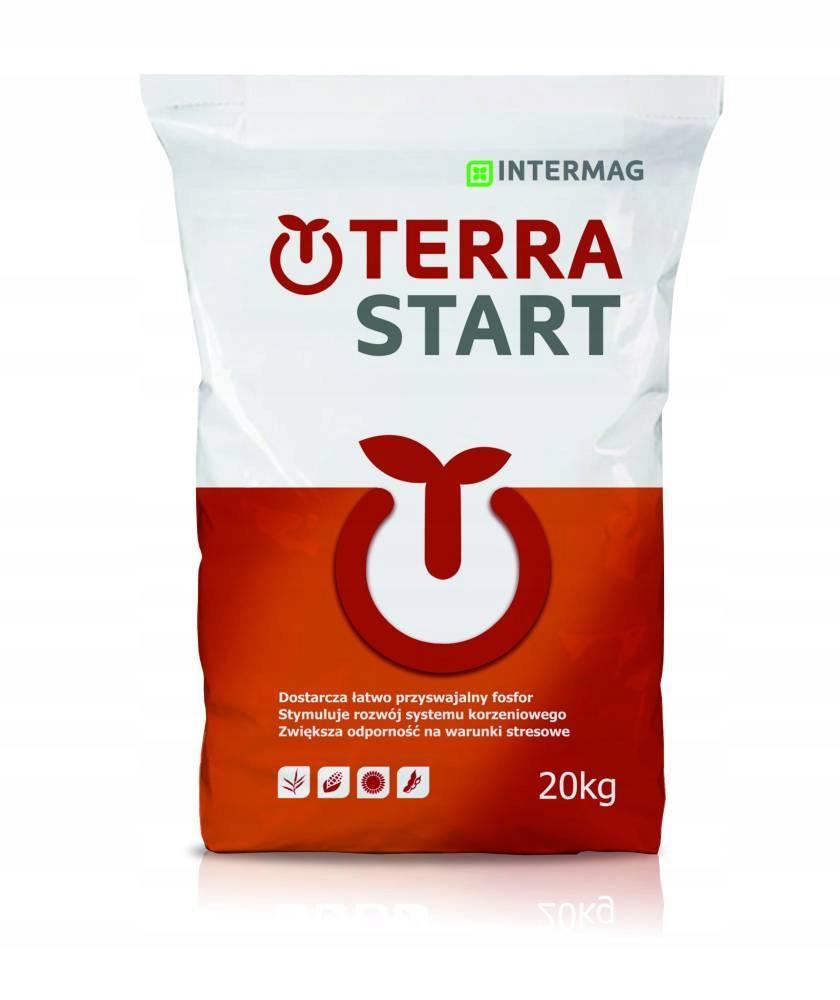 Terrastart štartovacie hnojivo 20kg mikrogranulat kukur