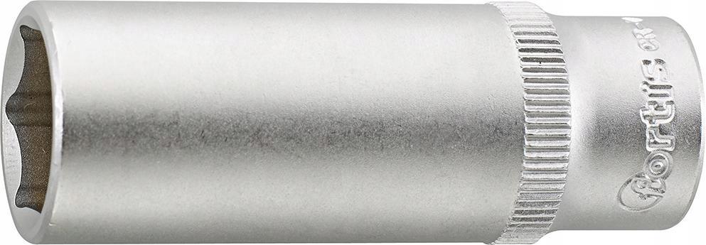 Торцевой ключ FORTIS длинный DIN 3124 1/4 '' 13 мм