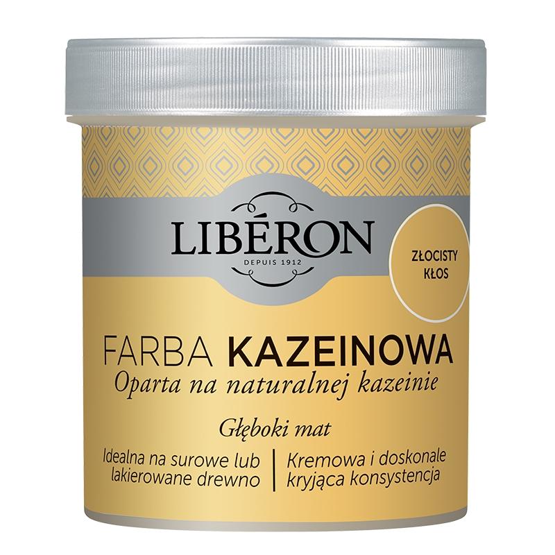 Libéron Farba Kazeinowa Złocisty Kłos 0,5L