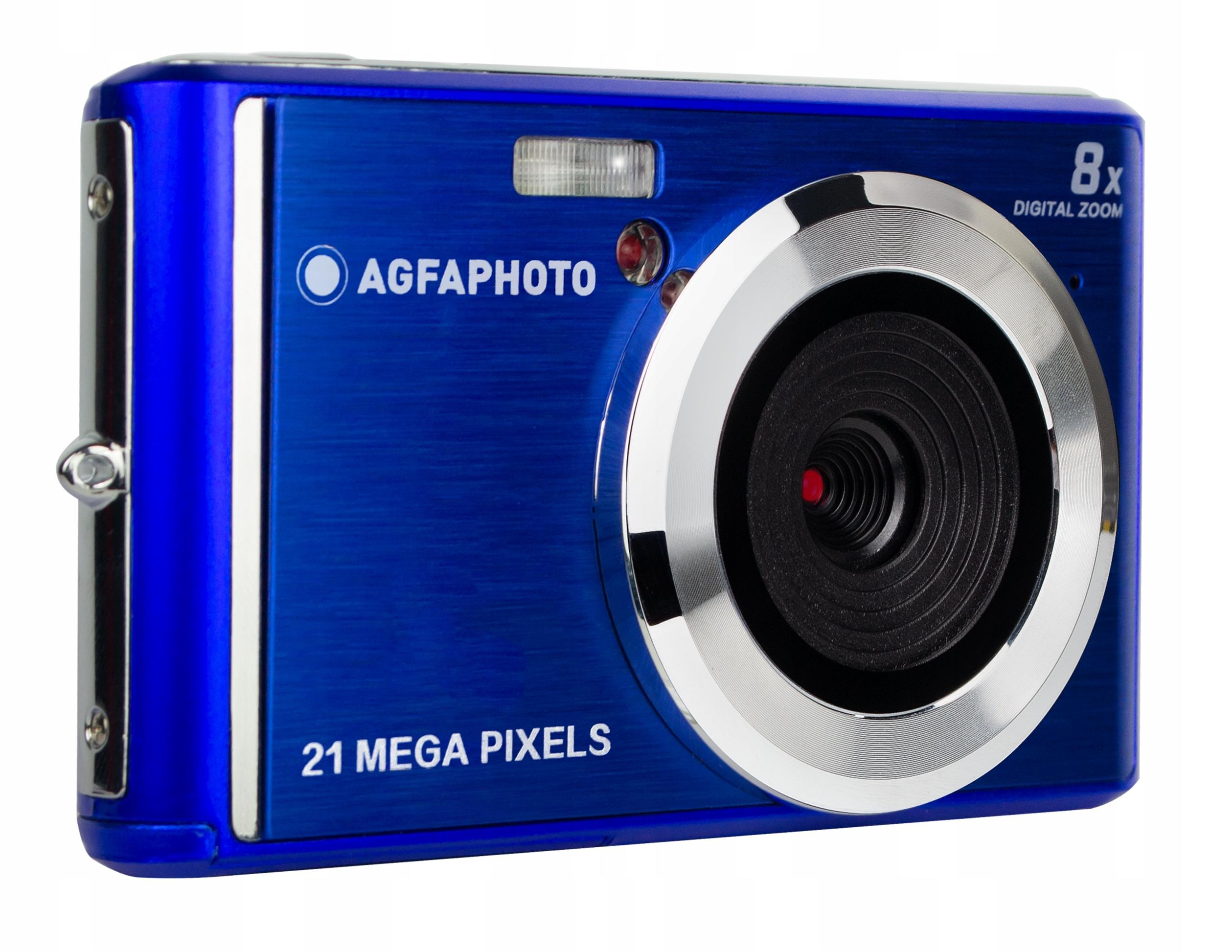 Купить Aparat Cyfrowy AGFA AgfaPhoto DC5200 21MP HD 720p на Otpravka - цены и фото - доставка из Польши и стран Европы в Украину.