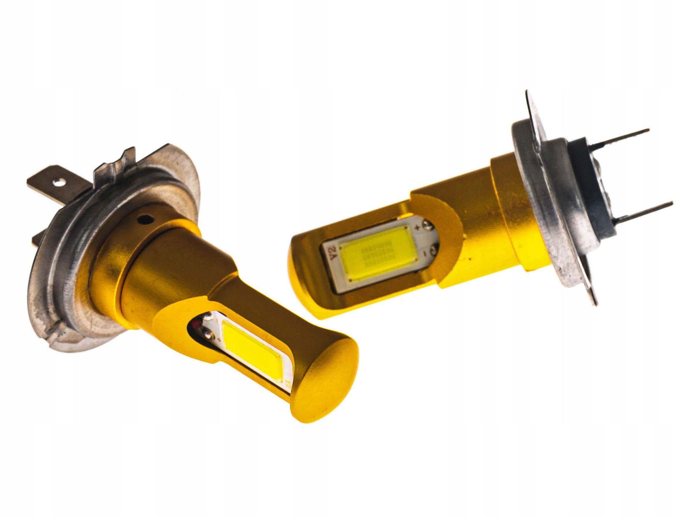 H7 - Bez ADAPTERÓW LED - Zamiennik Żarówki H7 EAN 123456789012