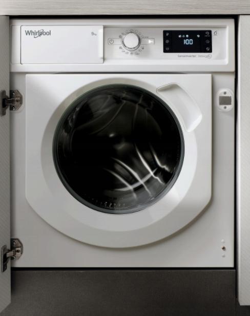 Стиральная машина Whirlpool WMWG 91484EEU 9кг загрузка для встраиваемой