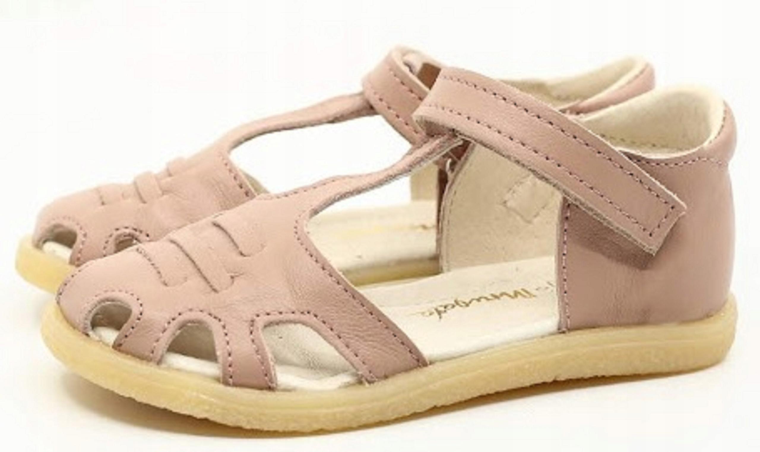sandále sandále MRUGAŁA LOLA 1217 / 0-40 24