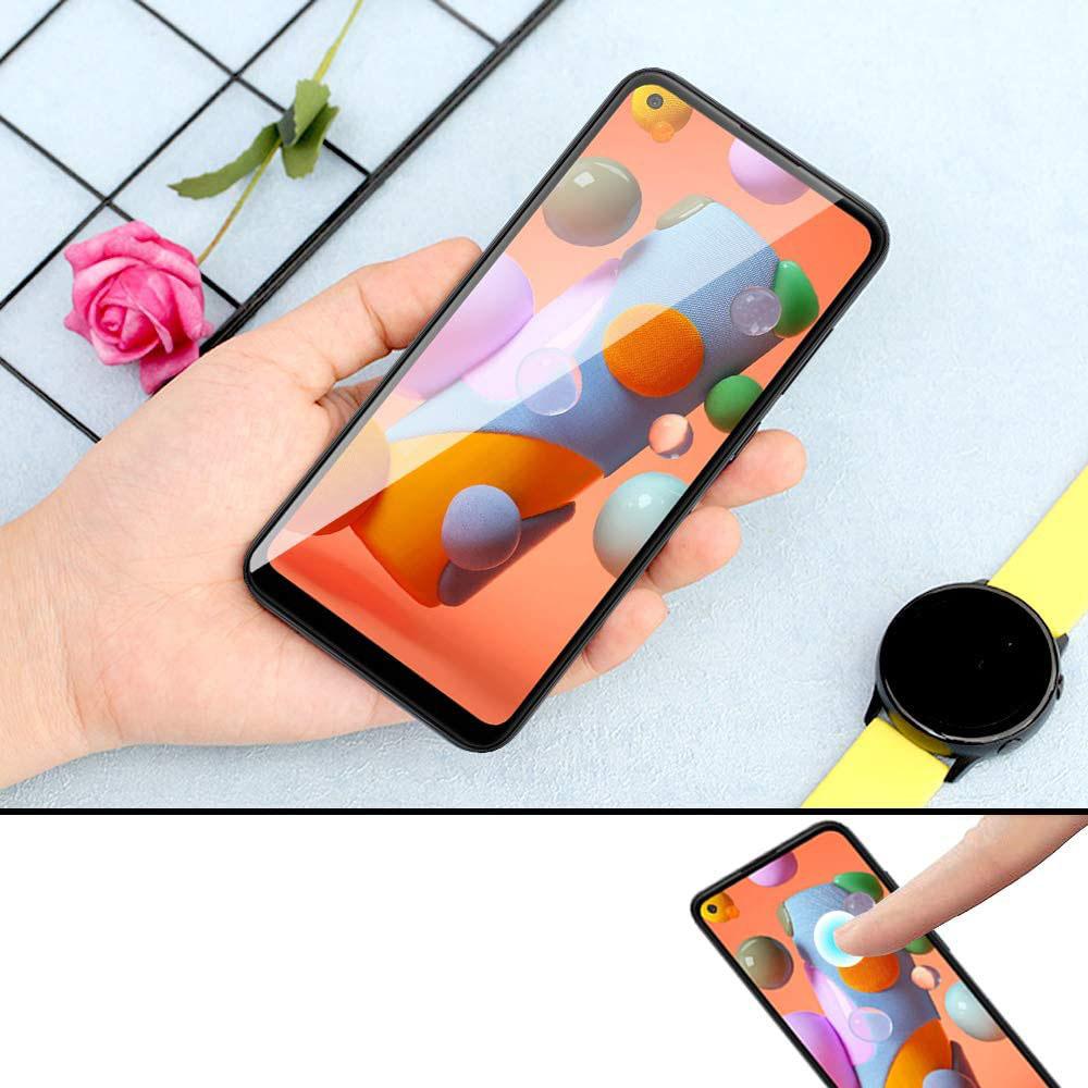 Szkło Hartowane Pełne do Samsung Galaxy A11 / M11 Przeznaczenie Samsung