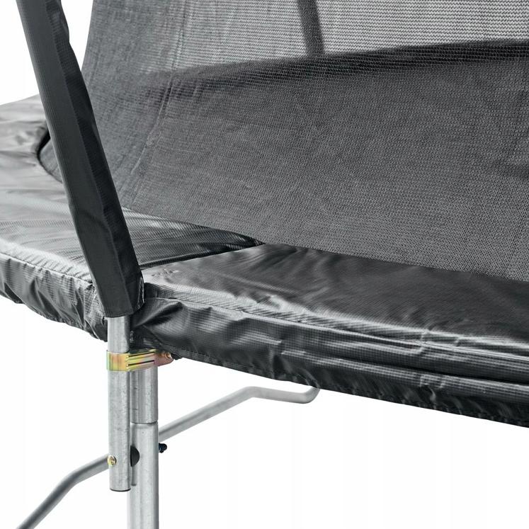 Trampolina z siatką wewn 305 dla dzieci dorosłych Maks. obciążenie 120 kg