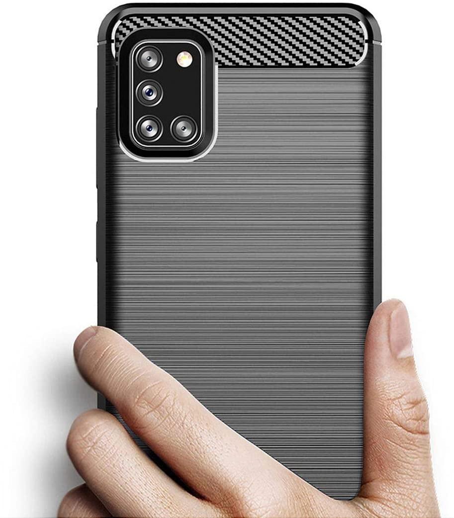 Etui Pancerne Case + Szkło do Samsung Galaxy A31 Kod producenta 5900495856340