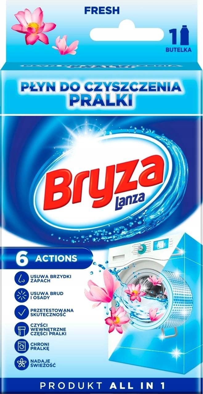 Бриз, Жидкость для Чистки Стиральной машины 250ml original