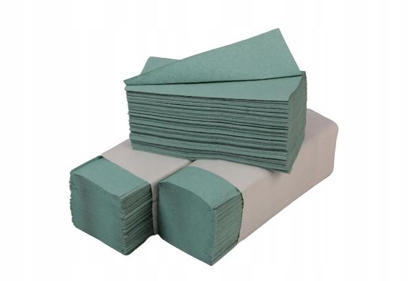 Полотенце бумажное сложенное ZZ Green 4000шт.