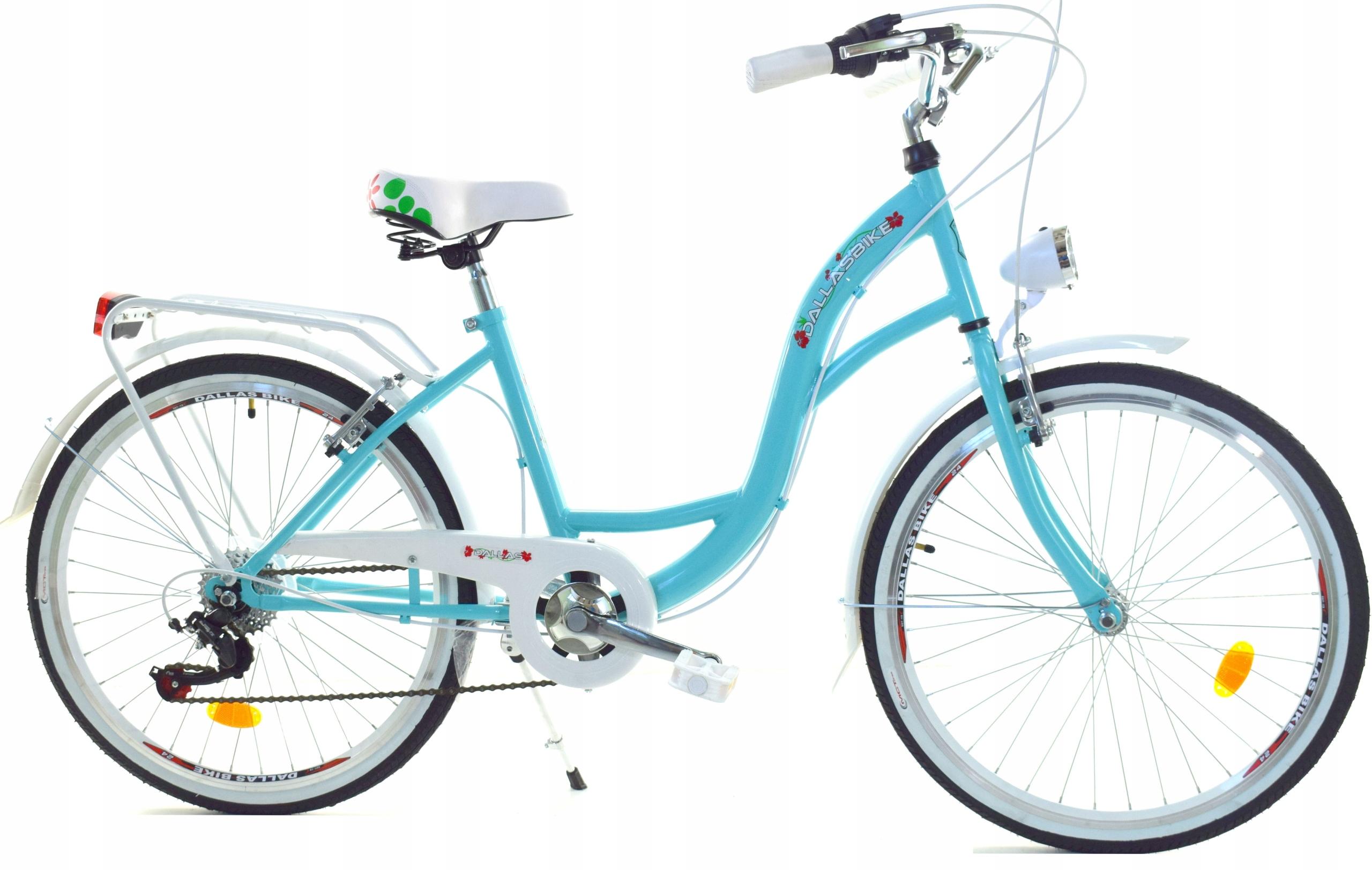 Bicykel pre dievča 26 prevodových stupňov Dallas na prijímanie Rok výroby 2021