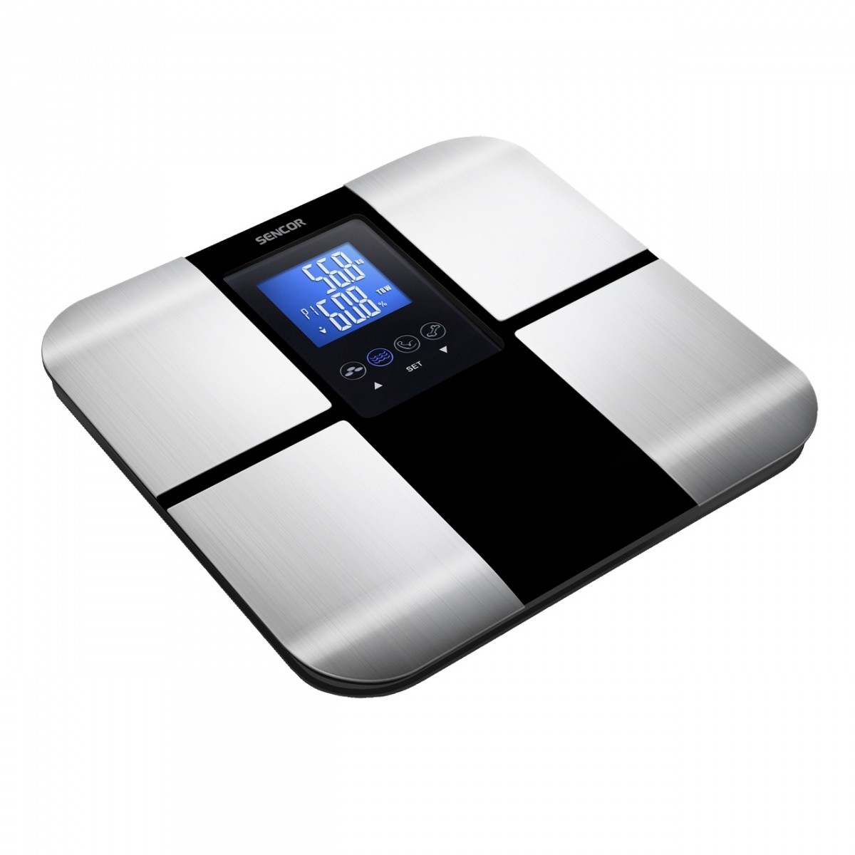 SBS 6015BK do 180 kg, fitnes KÚPEĽŇA