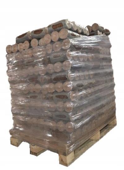 Деревянный брикет, дубовый камин, 162 шт.