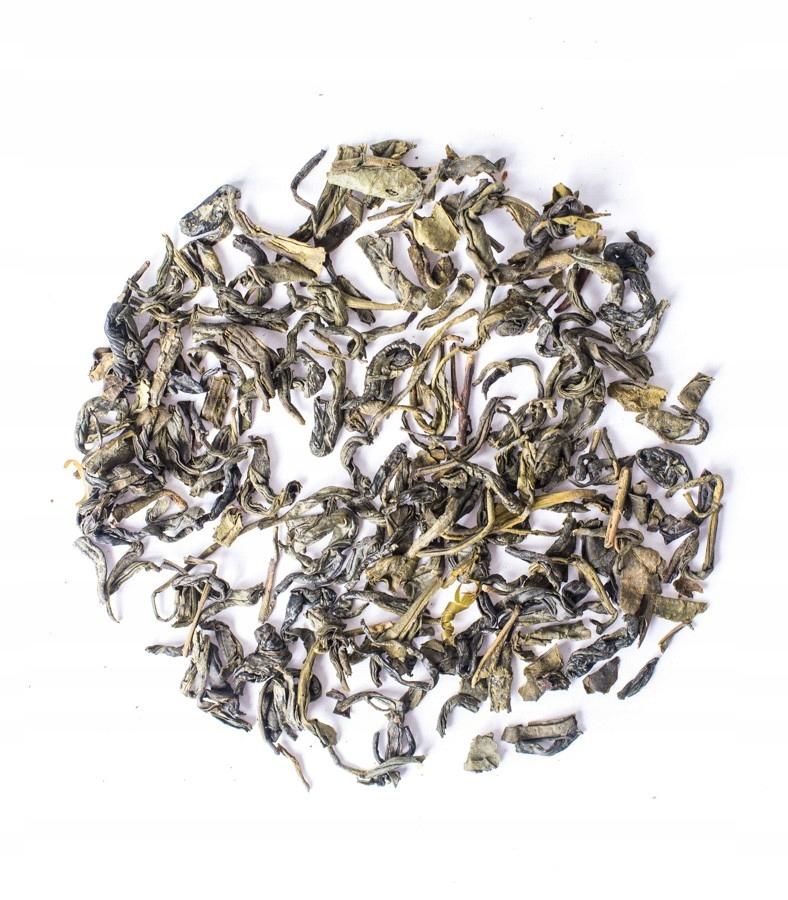 Zelený čaj Yunnan list Qty CAT 5 kg
