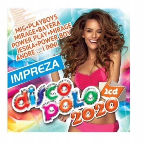 Item PARTY DISCO POLO 2020 2CD MiG Playboys Andre
