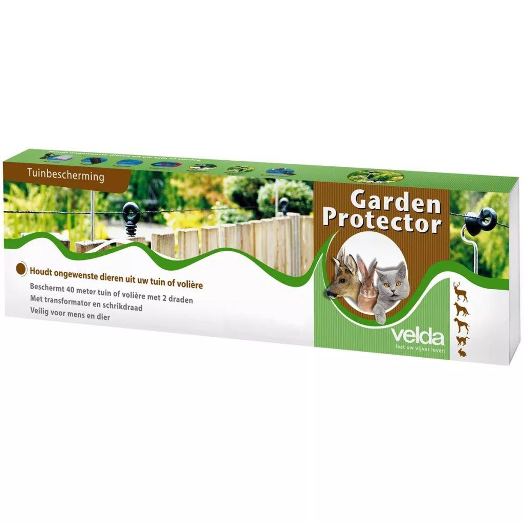 Velda Pastier, elektrické záhrada