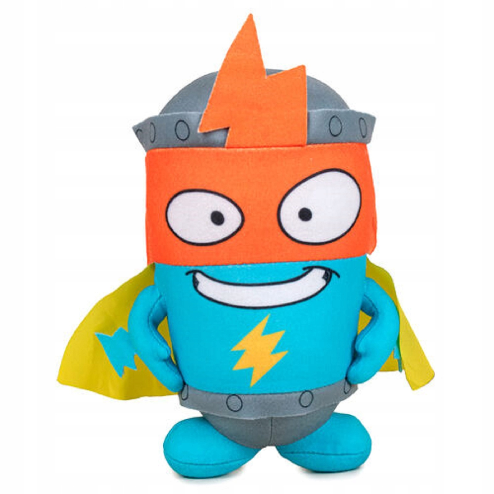 Maskot Super Zings Kid Kazoom 30 cm Plyšová hračka