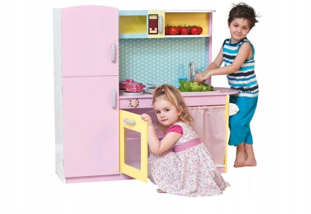 Hračky pre deti Drevená kuchyňa Lily Huge