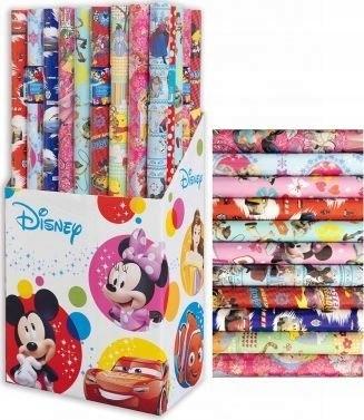 2-метровая подарочная упаковочная бумага Disney