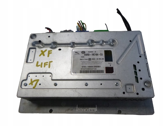 JAGUAR XF X250 LIFT XJ X351...
