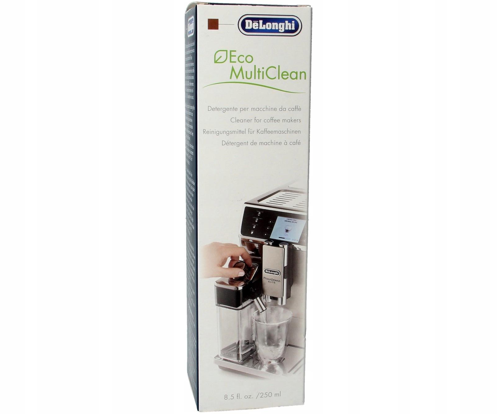 PŁYN do czyszczenia mlecznika ekspresu DeLonghi