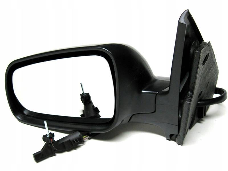 зеркало левое черные к vw бора гольф iv 4