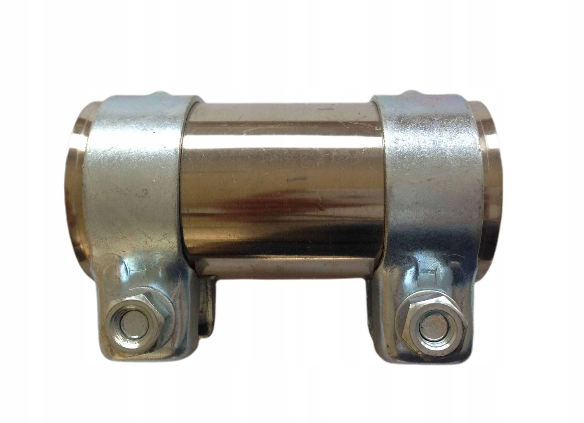 Соединитель разъем зажим труба глушителя из нержавеющей стали 45mm