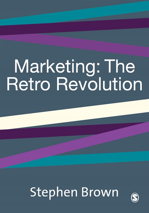 Marketing - Retro revolúcia - Brown, Stephen