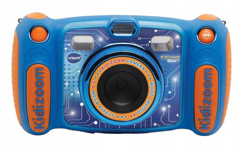 Fotoaparát VTech KIDIZOOM DUO 5,0 Mpx Modrý v.2020