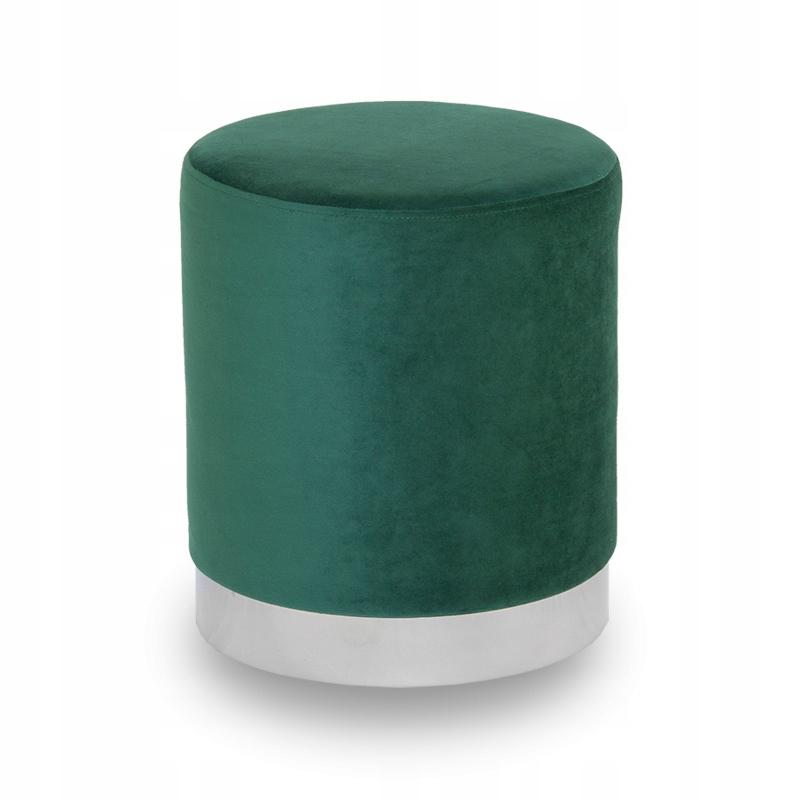 Пуф Glamour WELUR Upholstered UC3014 зеленый