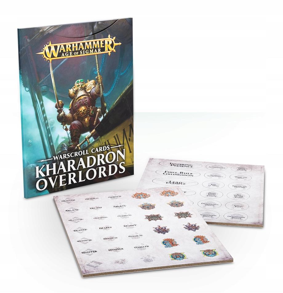 Warcrolls: Kharadron Overldls
