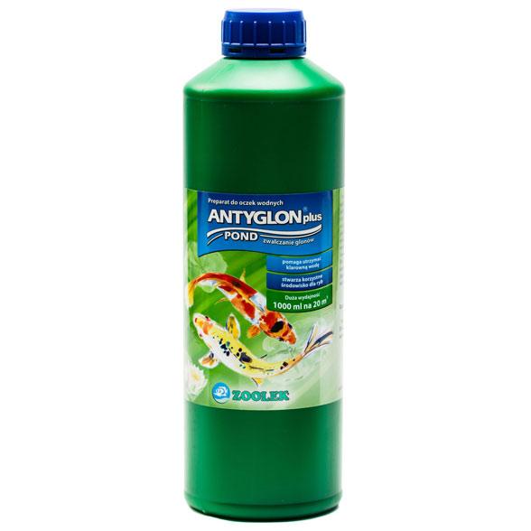 ЗООЛЕК АНТИГЛОН 1л на 20000л Борется с водорослями! 1000 мл