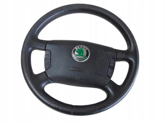 skoda octavia i fl 03r руль multi airbag