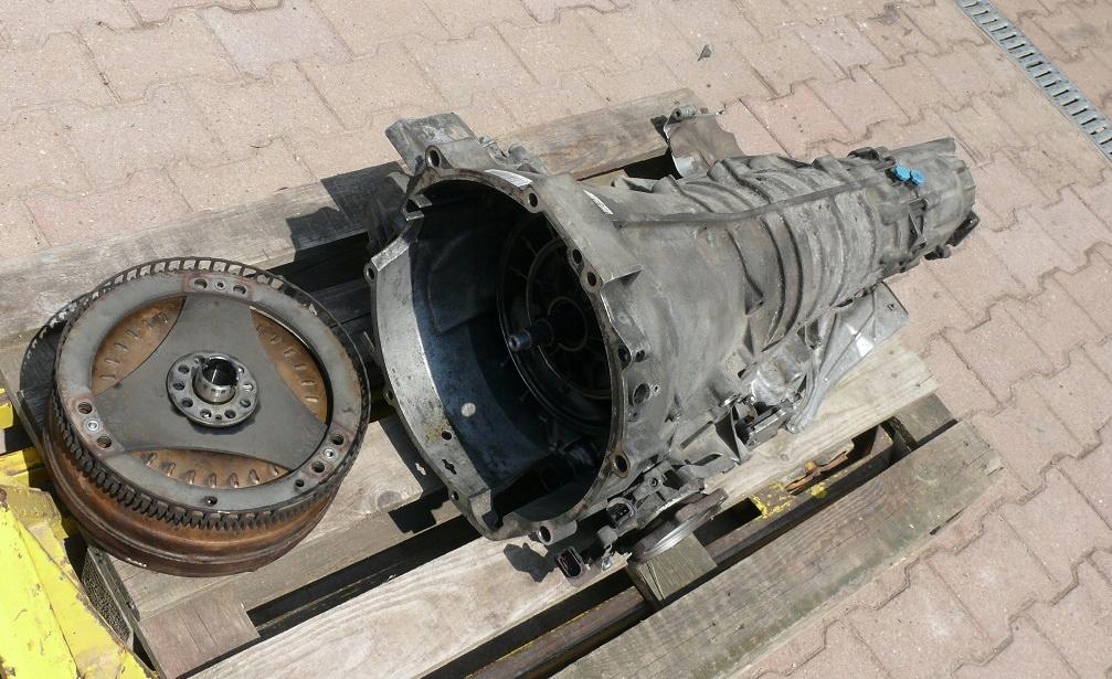 коробка передач audi a8 d2 33 tdi 225km lift fuu