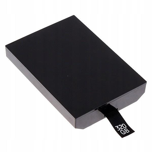 NOWY DYSK TWARDY 320GB DO XBOX 360 SLIM E 2,5