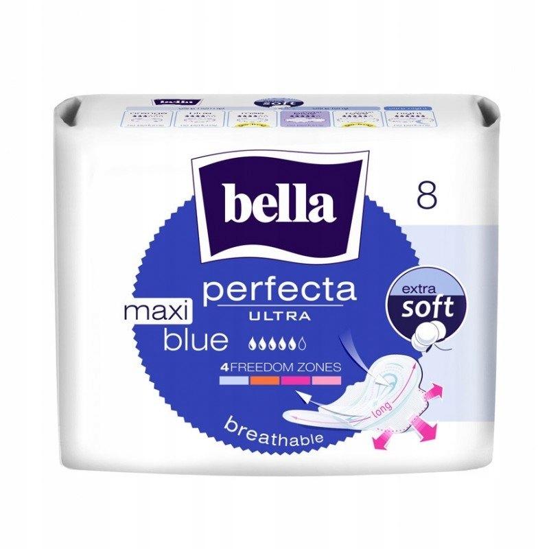 Гигиенические прокладки Bella Perfecta Ultra Maxi Blue 8 шт.