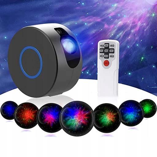 Galaxy projektor gwiazda światło LED światło